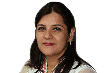 Mrs. Geeta Sagi